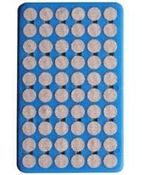 Ponto cristal Pan c/ 60 unds microp ou espar