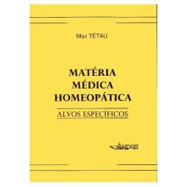 Matéria Médica Homeopática - Alvos Específicos
