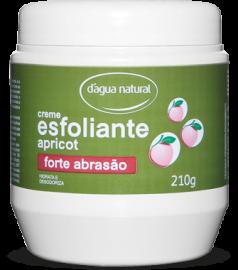 Creme Esfoliante D´Agua Natural Apricot  210 grs