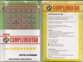 Ponto Ouro Complementar c/60 unidades micropore