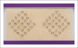 Auricular 2.5mm c/ 50 unds